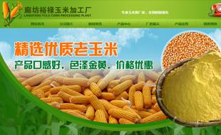 廊坊福禄玉米加工厂